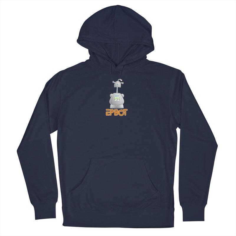 Epbot Original Men's Pullover Hoody by Epbot's Artist Shop