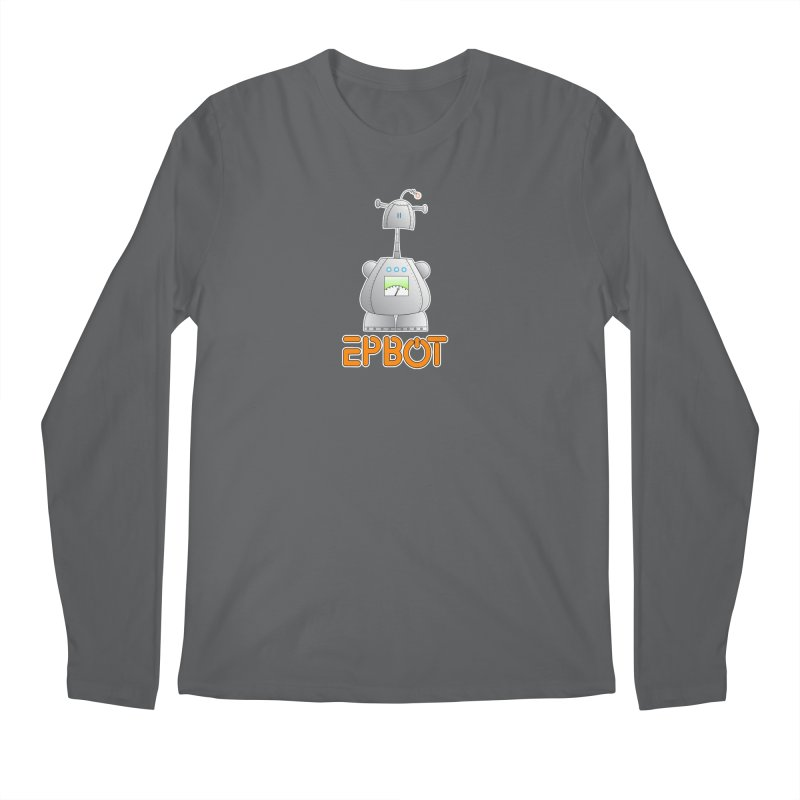 Epbot Original Men's Longsleeve T-Shirt by Epbot's Artist Shop