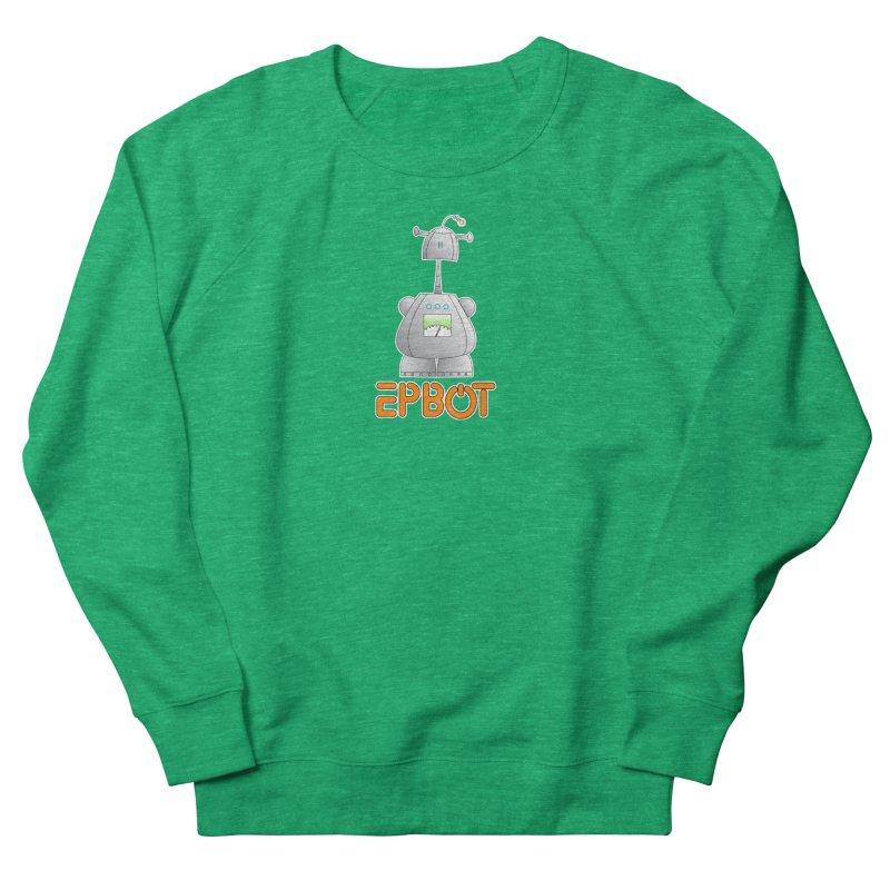 Epbot Original Women's Sweatshirt by Epbot's Artist Shop