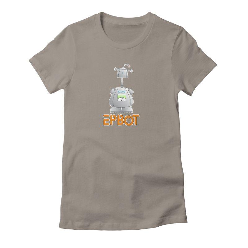 Epbot Original Women's T-Shirt by Epbot's Artist Shop