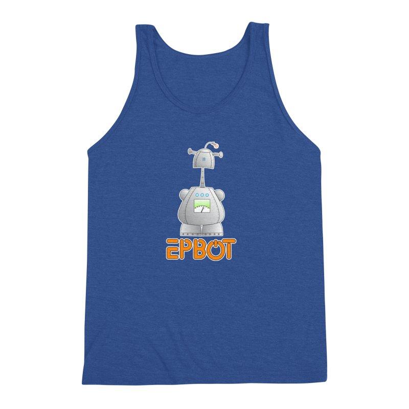 Epbot Original Men's Tank by Epbot's Artist Shop
