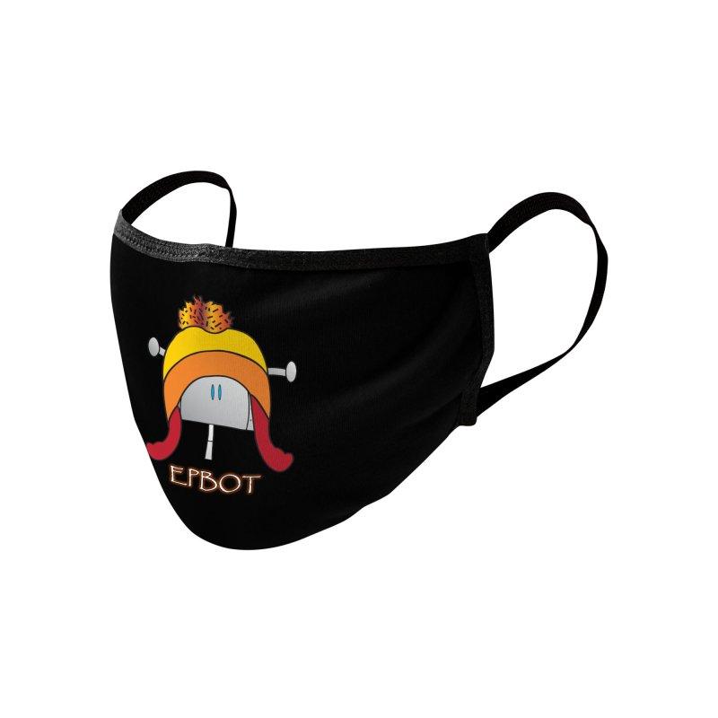 Epbot Jayne Accessories Face Mask by Epbot's Artist Shop
