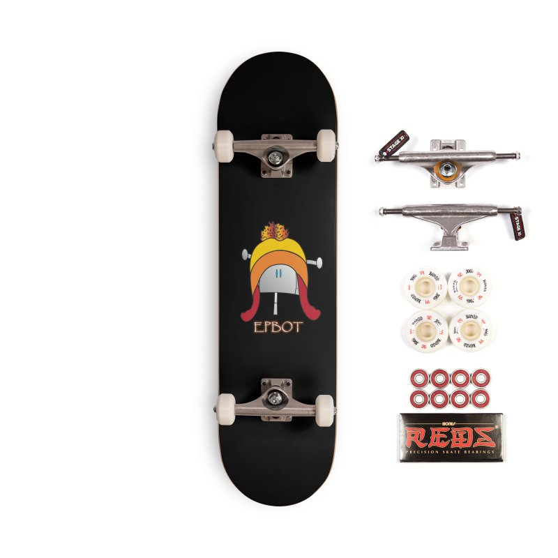 Epbot Jayne Accessories Skateboard by Epbot's Artist Shop