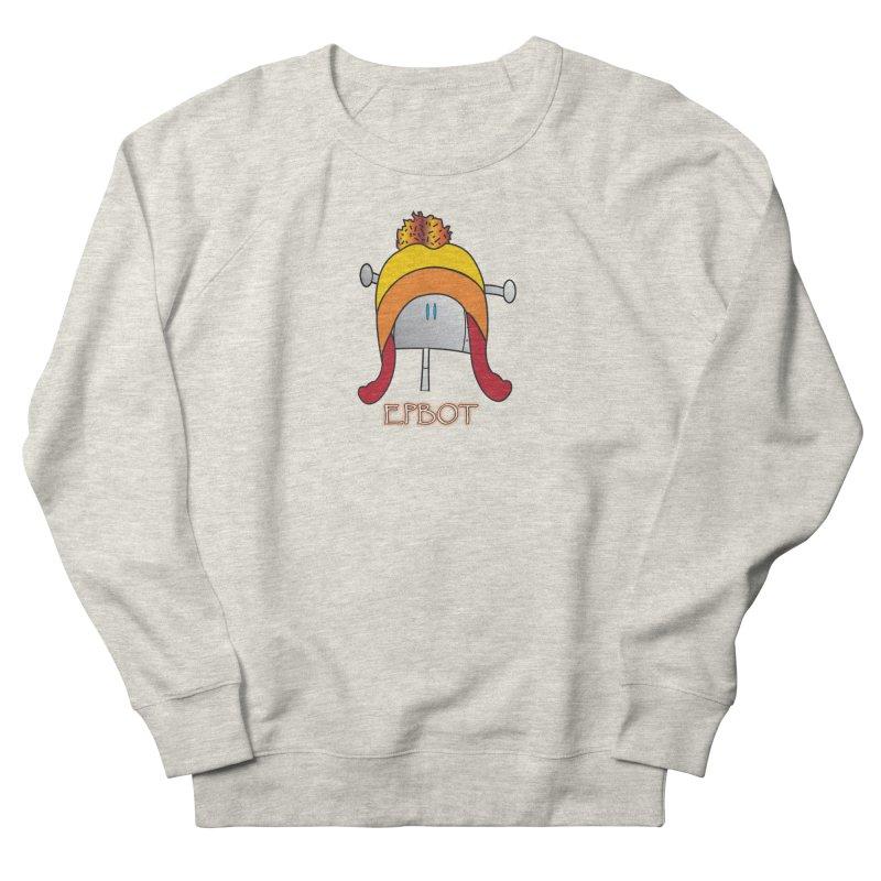 Epbot Jayne Men's Sweatshirt by Epbot's Artist Shop