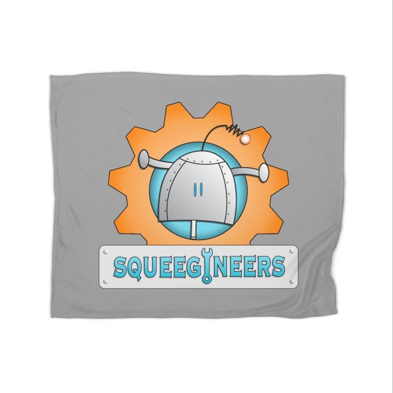 Squeegineers Home Blanket by Epbot's Artist Shop