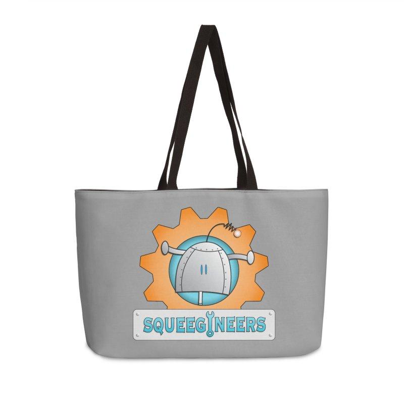 Squeegineers Accessories Bag by Epbot's Artist Shop