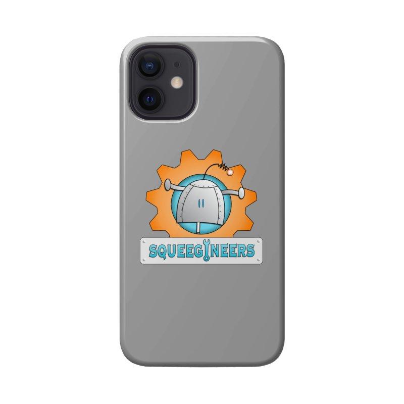 Squeegineers Accessories Phone Case by Epbot's Artist Shop