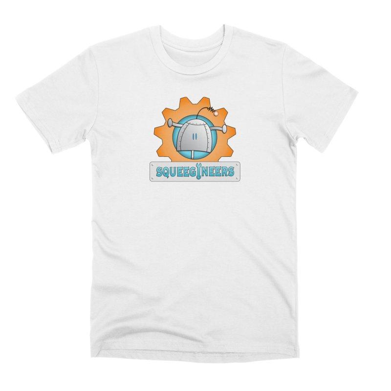 Squeegineers Men's T-Shirt by Epbot's Artist Shop