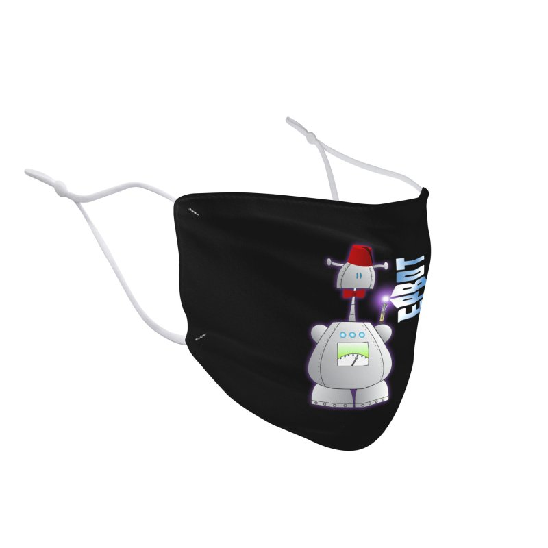 Doctor Epbot Accessories Face Mask by Epbot's Artist Shop