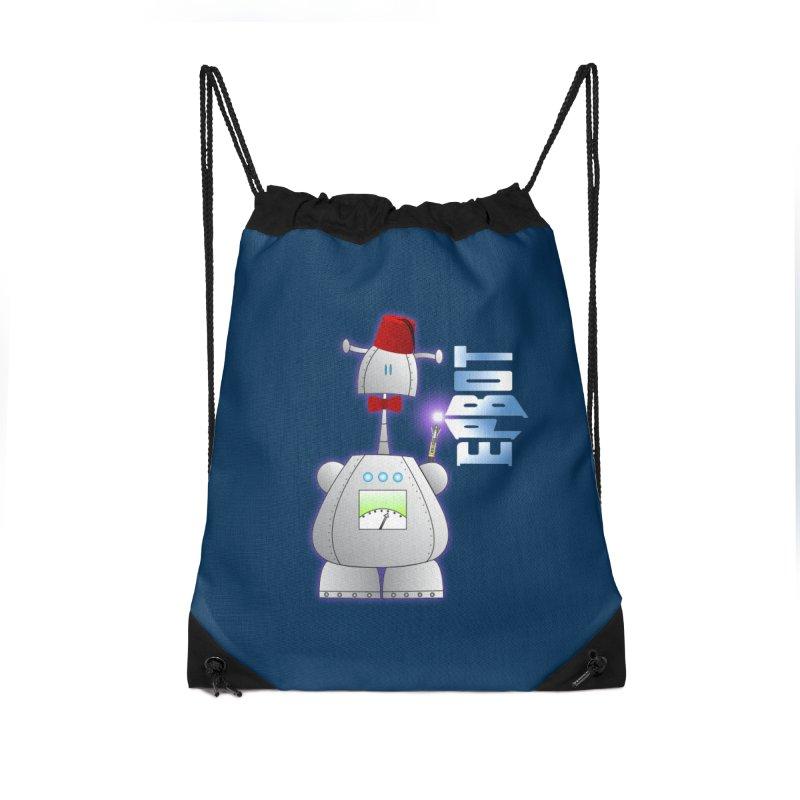 Doctor Epbot Accessories Bag by Epbot's Artist Shop