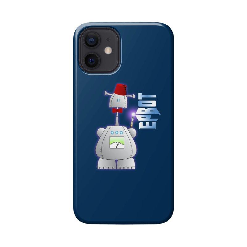 Doctor Epbot Accessories Phone Case by Epbot's Artist Shop
