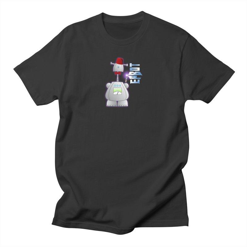 Doctor Epbot Men's T-Shirt by Epbot's Artist Shop