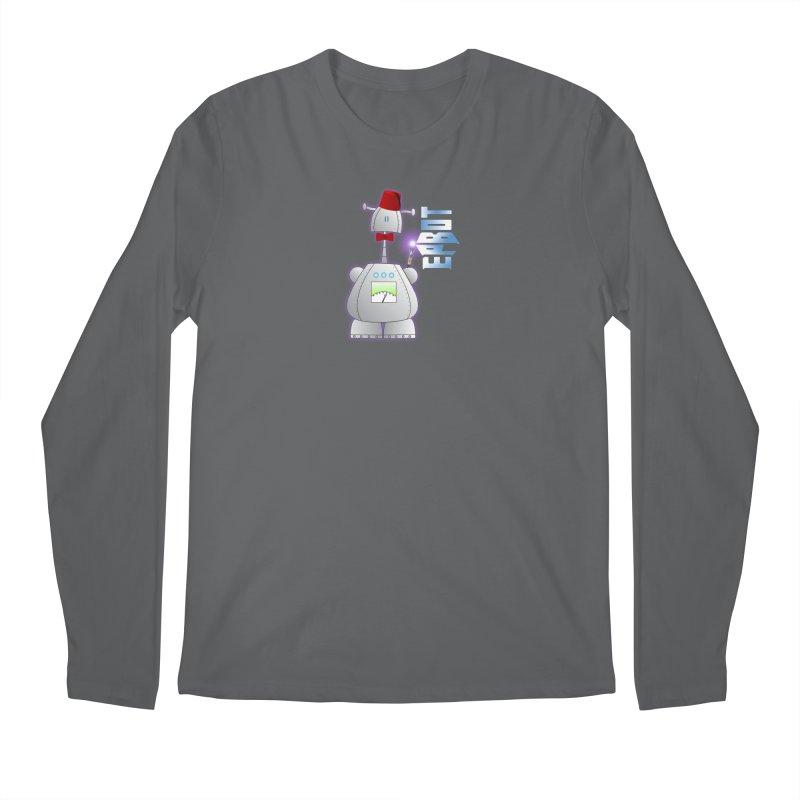 Doctor Epbot Men's Longsleeve T-Shirt by Epbot's Artist Shop
