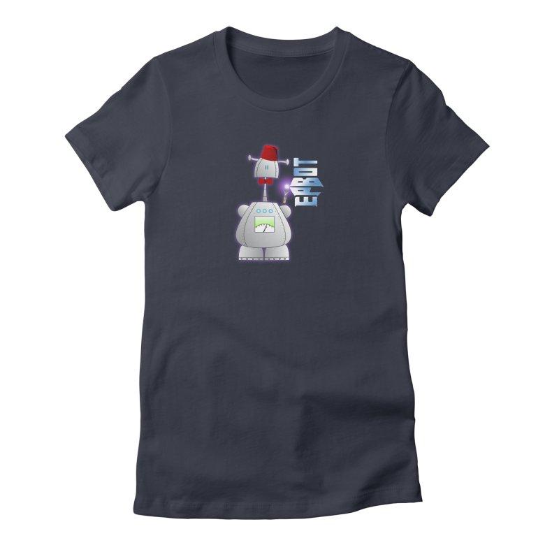 Doctor Epbot Women's T-Shirt by Epbot's Artist Shop