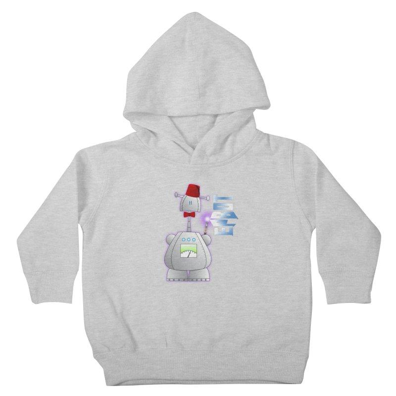 Doctor Epbot Kids Toddler Pullover Hoody by Epbot's Artist Shop