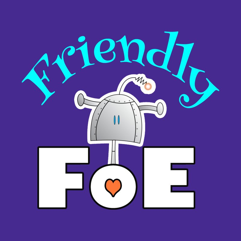 Friendly FoE Women's Scoop Neck by Epbot's Artist Shop