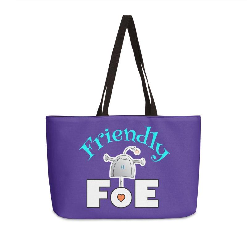 Friendly FoE Accessories Bag by Epbot's Artist Shop
