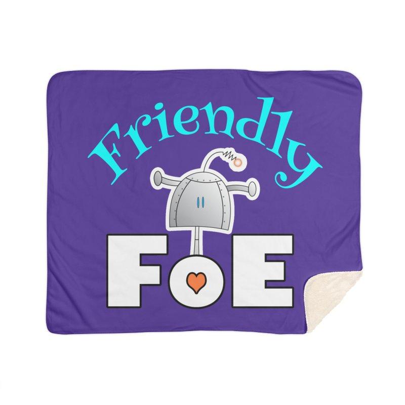 Friendly FoE Home Blanket by Epbot's Artist Shop