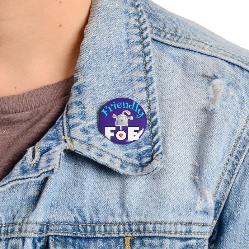 Friendly FoE Accessories Button by Epbot's Artist Shop
