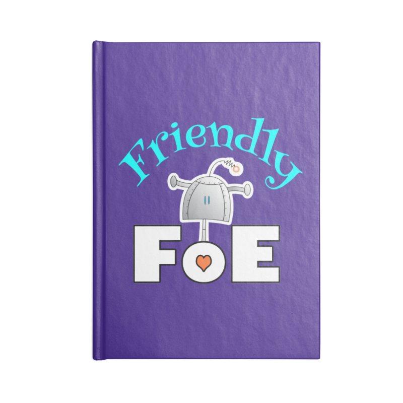 Friendly FoE Accessories Notebook by Epbot's Artist Shop