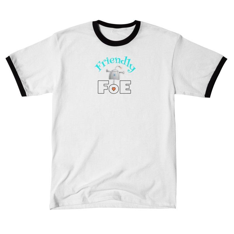 Friendly FoE Men's T-Shirt by Epbot's Artist Shop