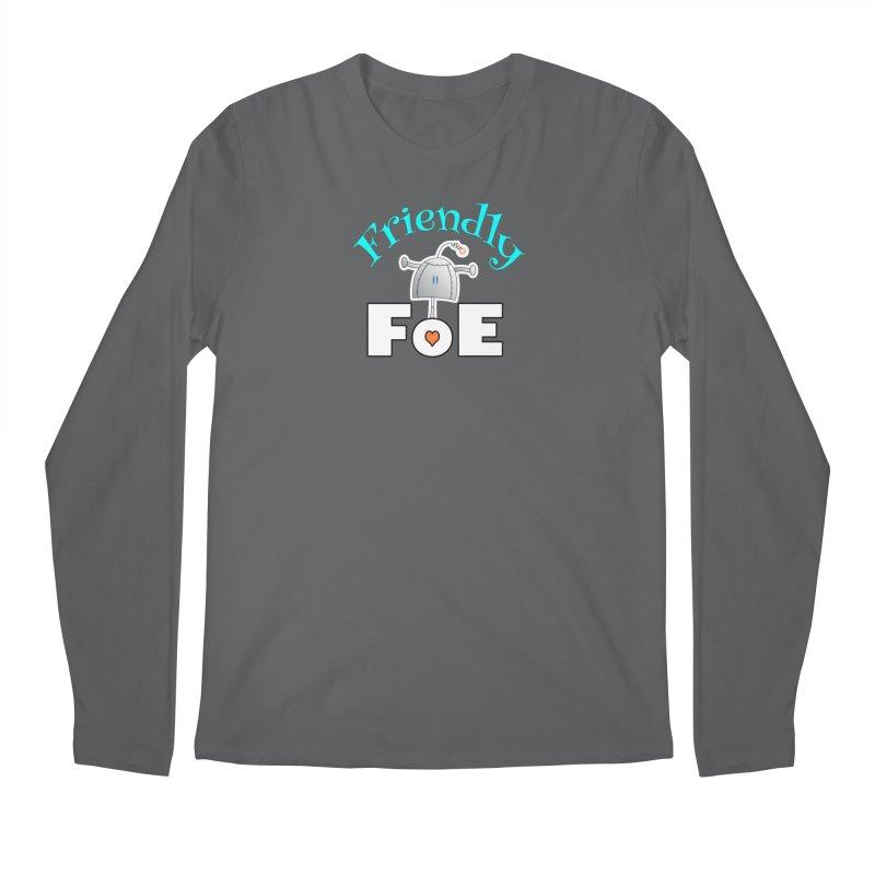 Friendly FoE Men's Longsleeve T-Shirt by Epbot's Artist Shop