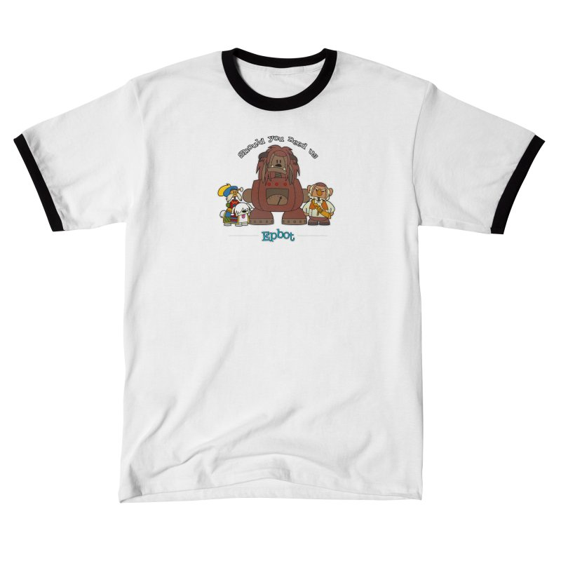 Should you need us Men's T-Shirt by Epbot's Artist Shop