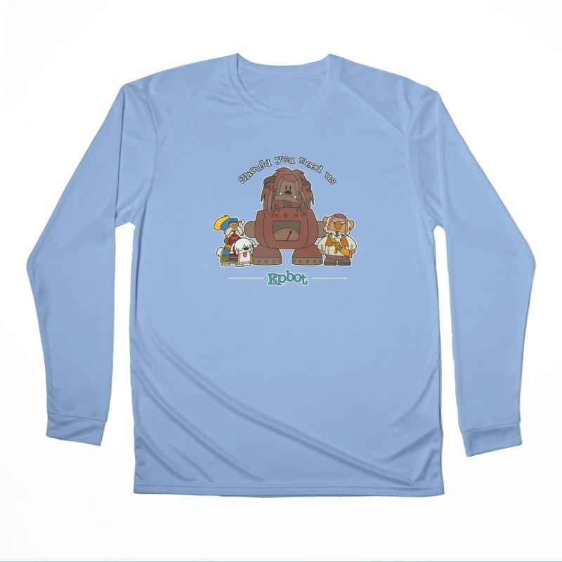 Should you need us Men's Longsleeve T-Shirt by Epbot's Artist Shop