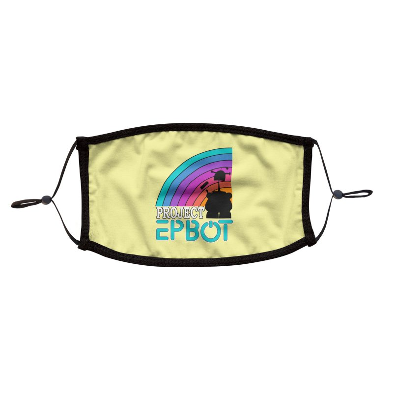 Project Epbot Accessories Face Mask by Epbot's Artist Shop