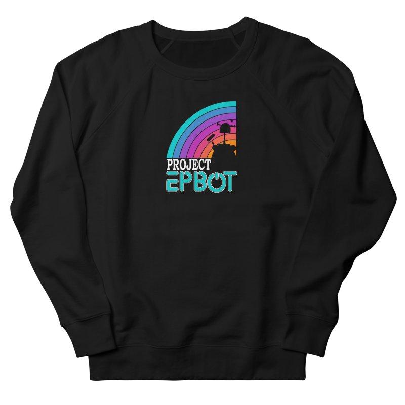 Project Epbot Men's Sweatshirt by Epbot's Artist Shop