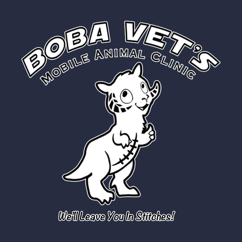 Boba Vet's Mobile Animal Clinic Men's Tank by Epbot's Artist Shop