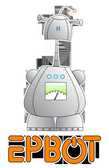 Epbot's Artist Shop Logo