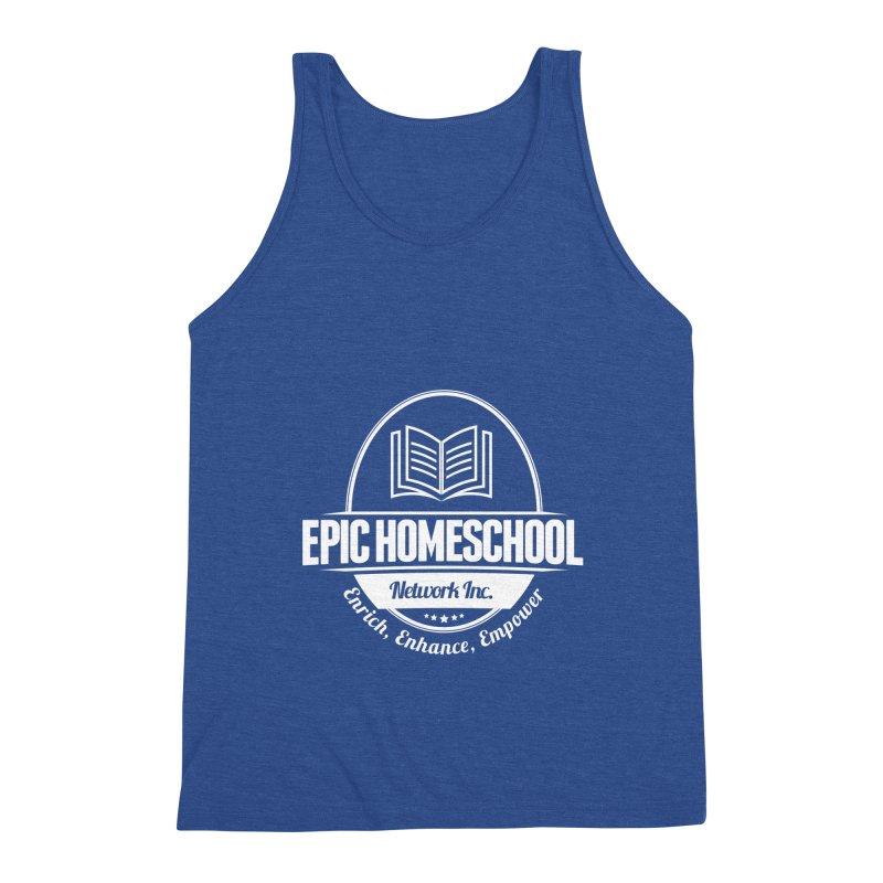 EPIC Homeschoolers Apparel Men's Tank by EPIC Homeschoolers Merch Shop