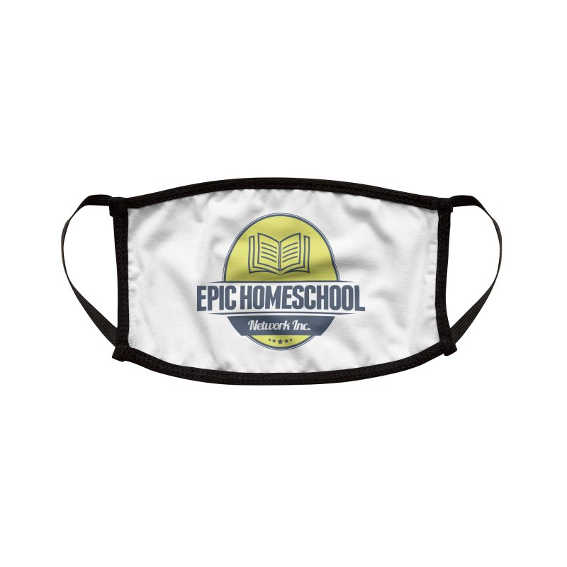 EPIC Homeschoolers Merchandise Accessories Face Mask by EPIC Homeschoolers Merch Shop