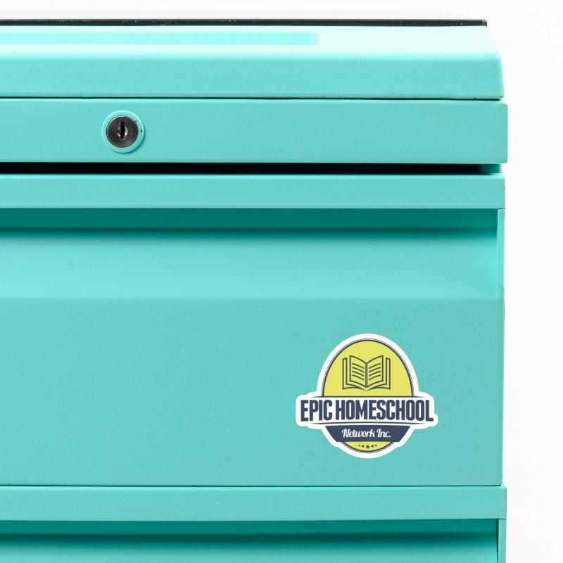 EPIC Homeschoolers Merchandise Accessories Magnet by EPIC Homeschoolers Merch Shop