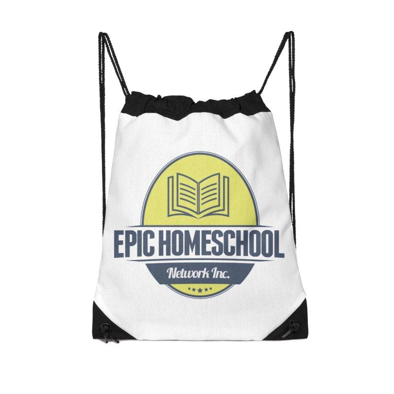 EPIC Homeschoolers Merchandise Accessories Bag by EPIC Homeschoolers Merch Shop