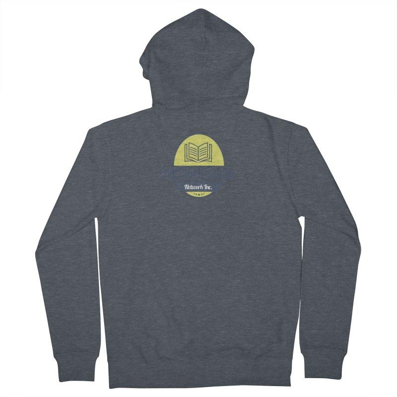 EPIC Homeschoolers Merchandise Men's Zip-Up Hoody by EPIC Homeschoolers Merch Shop
