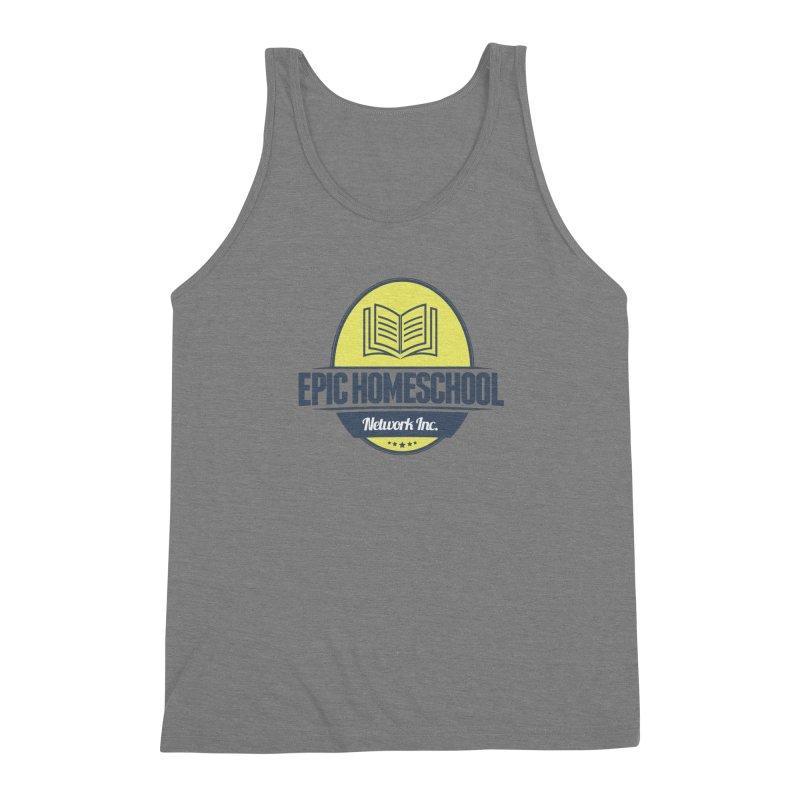 EPIC Homeschoolers Merchandise Men's Tank by EPIC Homeschoolers Merch Shop