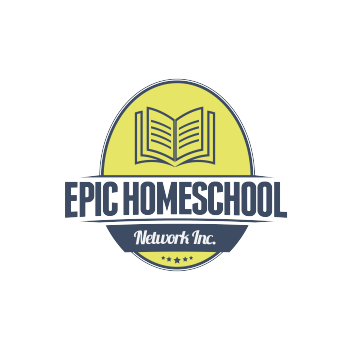 EPIC Homeschoolers Merch Shop Logo