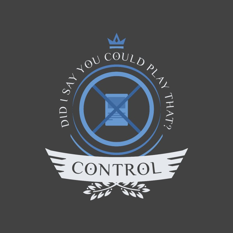 Control Life V1 Men's T-Shirt by Epic Upgrades