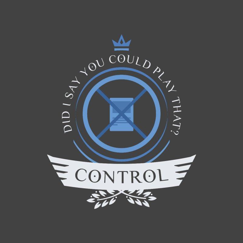 Control Life V1 Men's T-Shirt by Epic Upgrades