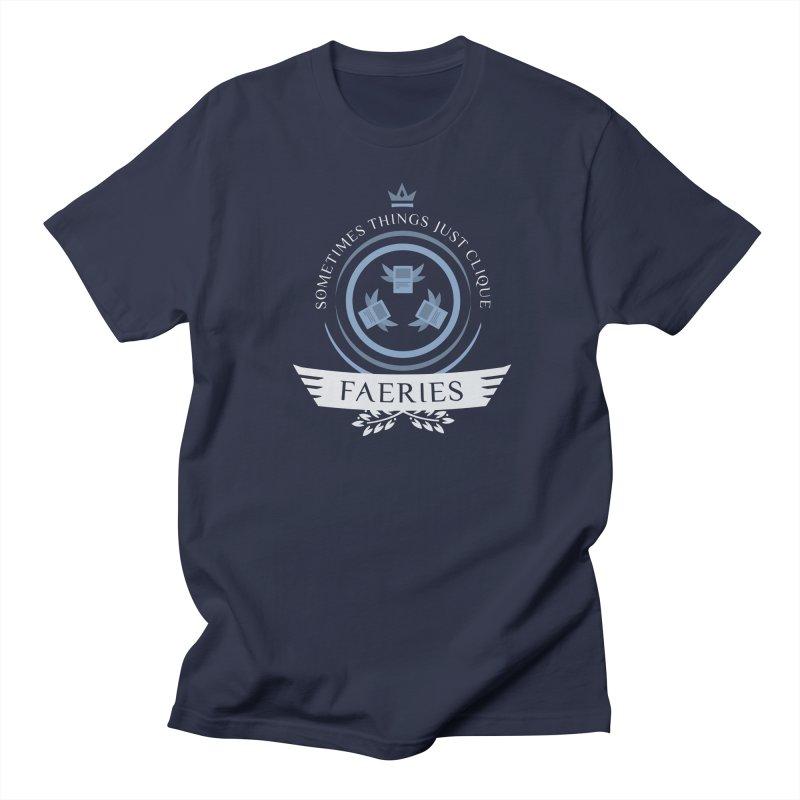 Faeries Life V1 Women's Regular Unisex T-Shirt by Epic Upgrades