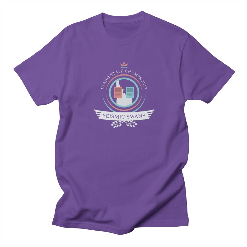 Seismic Swans Life Women's Unisex T-Shirt by Epic Upgrades