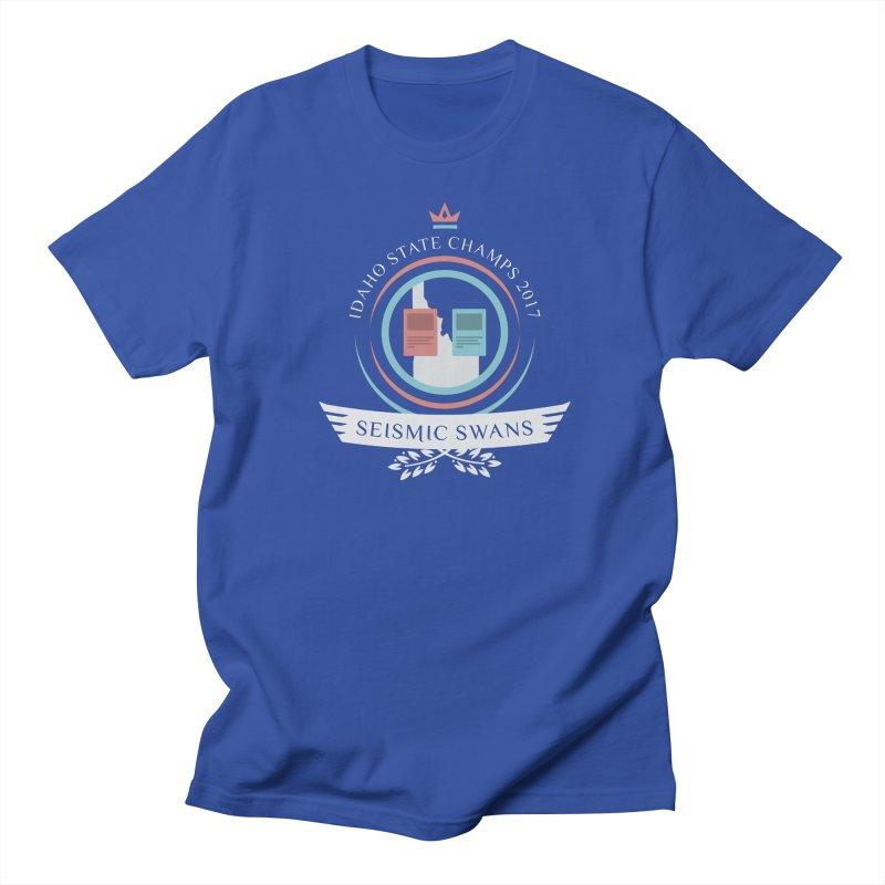 Seismic Swans Life Women's Regular Unisex T-Shirt by Epic Upgrades