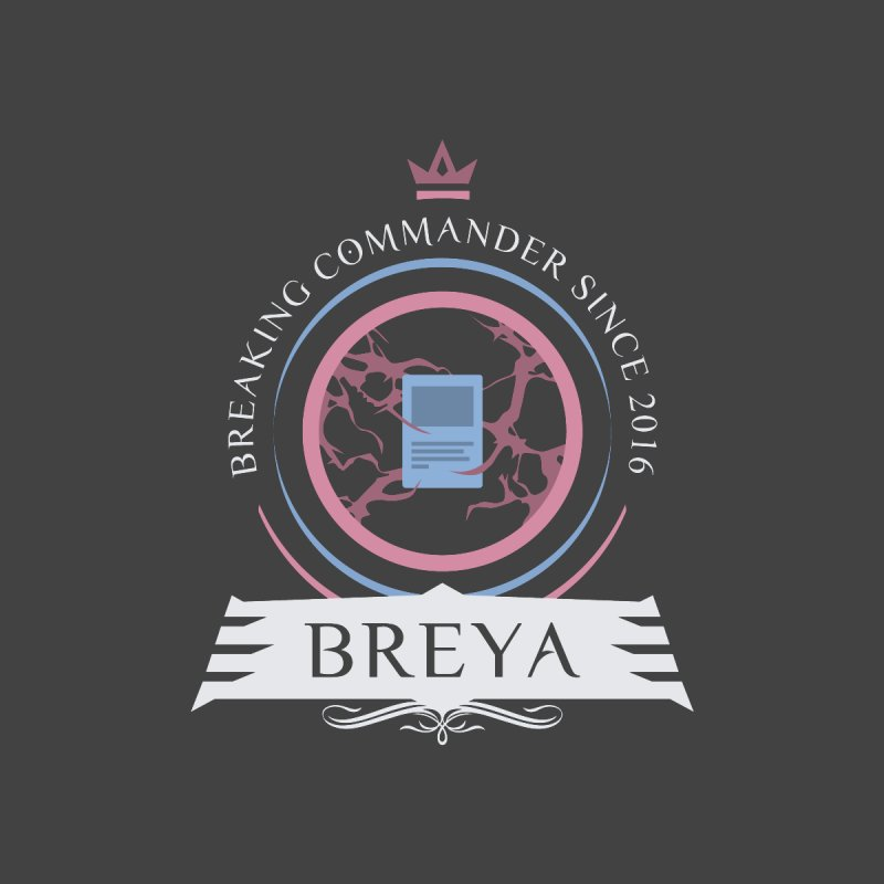 Commander Breya by Epic Upgrades