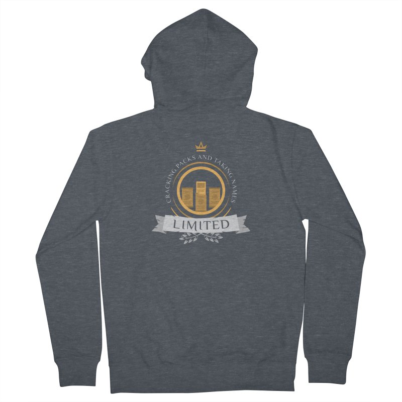 Limited Life V2 Women's Zip-Up Hoody by Epic Upgrades