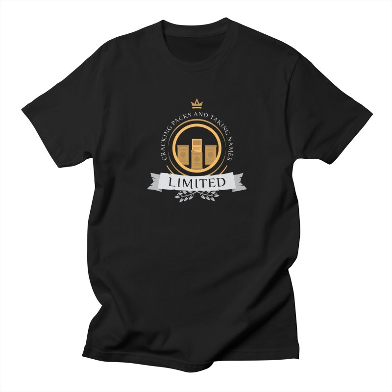 Limited Life V2 Women's Unisex T-Shirt by Epic Upgrades