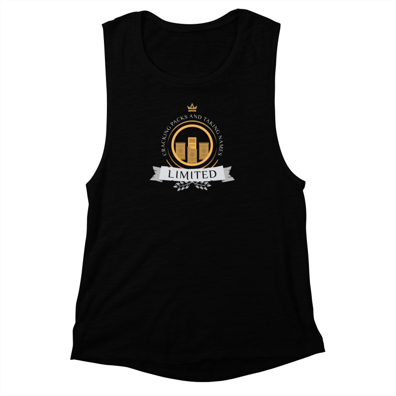 Limited Life V2 Women's Muscle Tank by Epic Upgrades