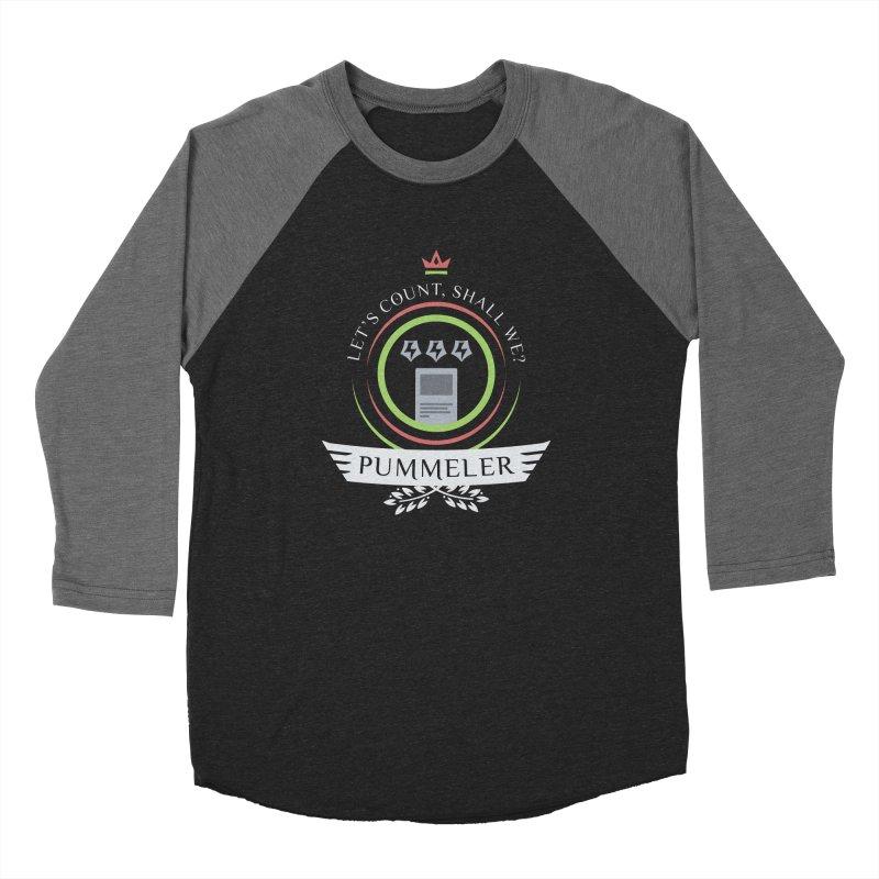 Pummeler Life Women's Baseball Triblend T-Shirt by Epic Upgrades