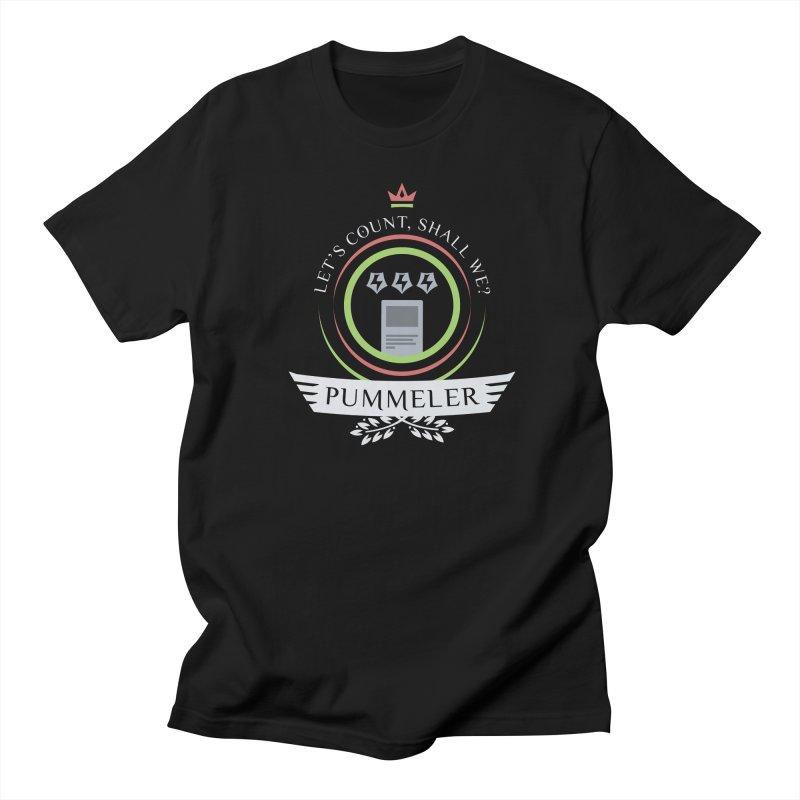 Pummeler Life Women's Unisex T-Shirt by Epic Upgrades